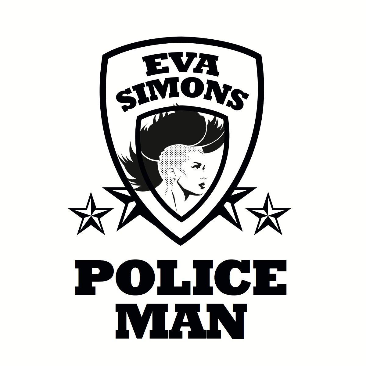 Eva Simons album Policeman (feat. Konshens)