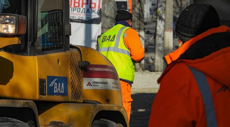 «ВАД» восстановил дорожное покрытие на 39 улицах в столице Крыма