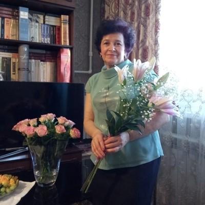 Татьяна Масалитина