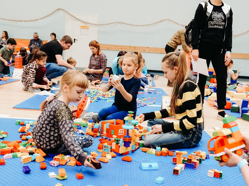 Семейная игротека Конструктория, Тюмень, 16 ноября 2019 - 36
