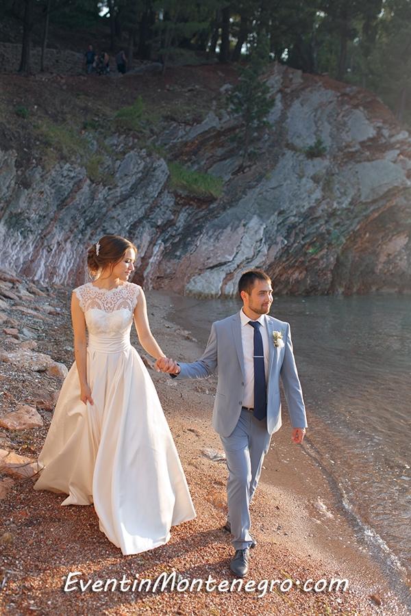 Свадьба для двоих в Черногории., изображение №6