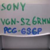 разбор - Sony VAIO PCG-6S6P