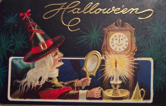 Гадания на Хэллоуин на жизнь, любовь, будущее