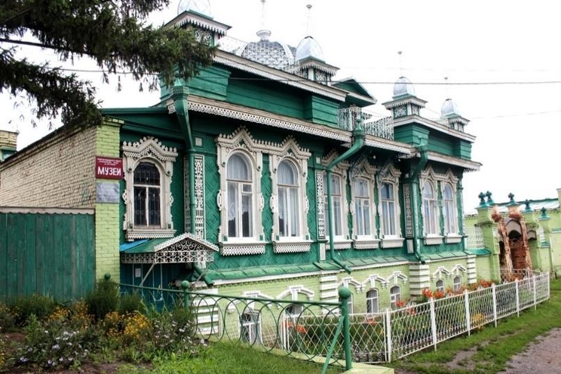 Зауральский музей под открытым небом – город Куртамыш!, изображение №3