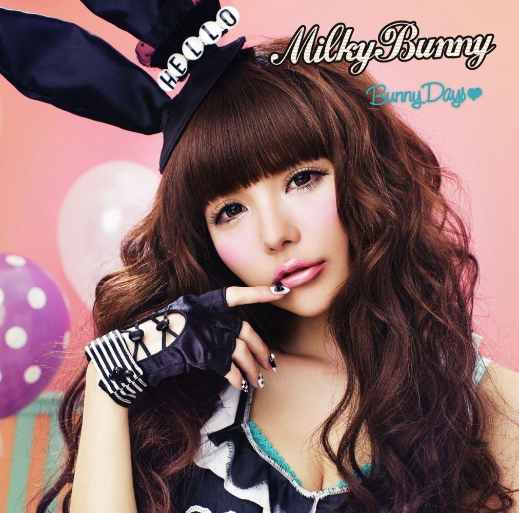 Milky Bunny album Bunny Days