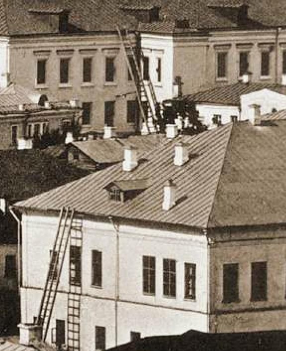 Москва без людей в 1867 году. Где все люди?, изображение №61