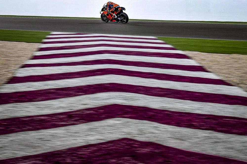 Результаты тестов MotoGP 2021 в Катаре