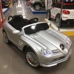 Детский электромобиль Mersedes Benz McL DMD-722S