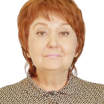 Зоя Жигалова