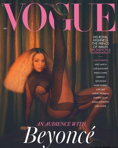 2020-12-01 British Vogue