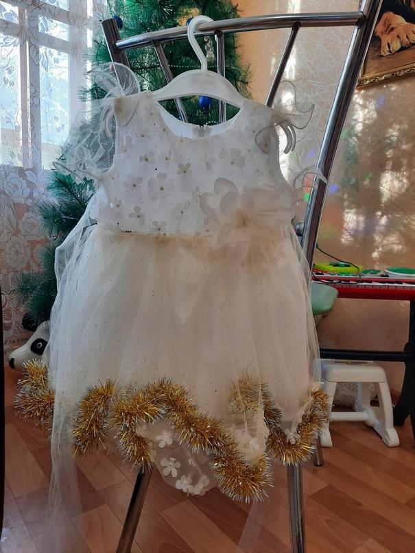 Новогодние платье для вашей принцессы! | Объявления Орска и Новотроицка №23603