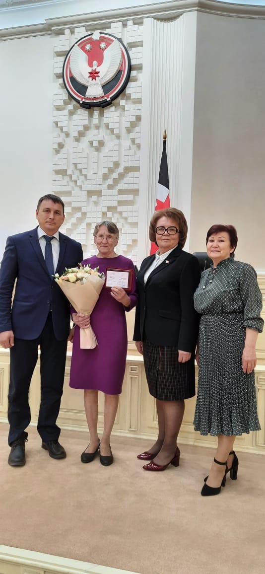 ✨Сегодня, Глава Удмуртии Александр Владимирович Бречалов на