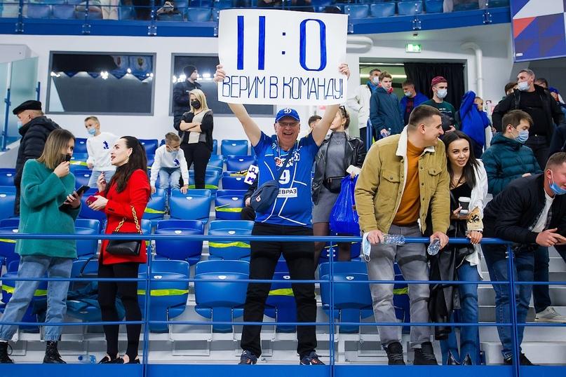«Динамо» (Москва) завоевали первый трофей сезона, изображение №1