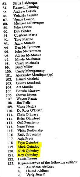 Судебные документы о деле 1993 года и злонамеренном преследовании Майкла Джексона., изображение №13
