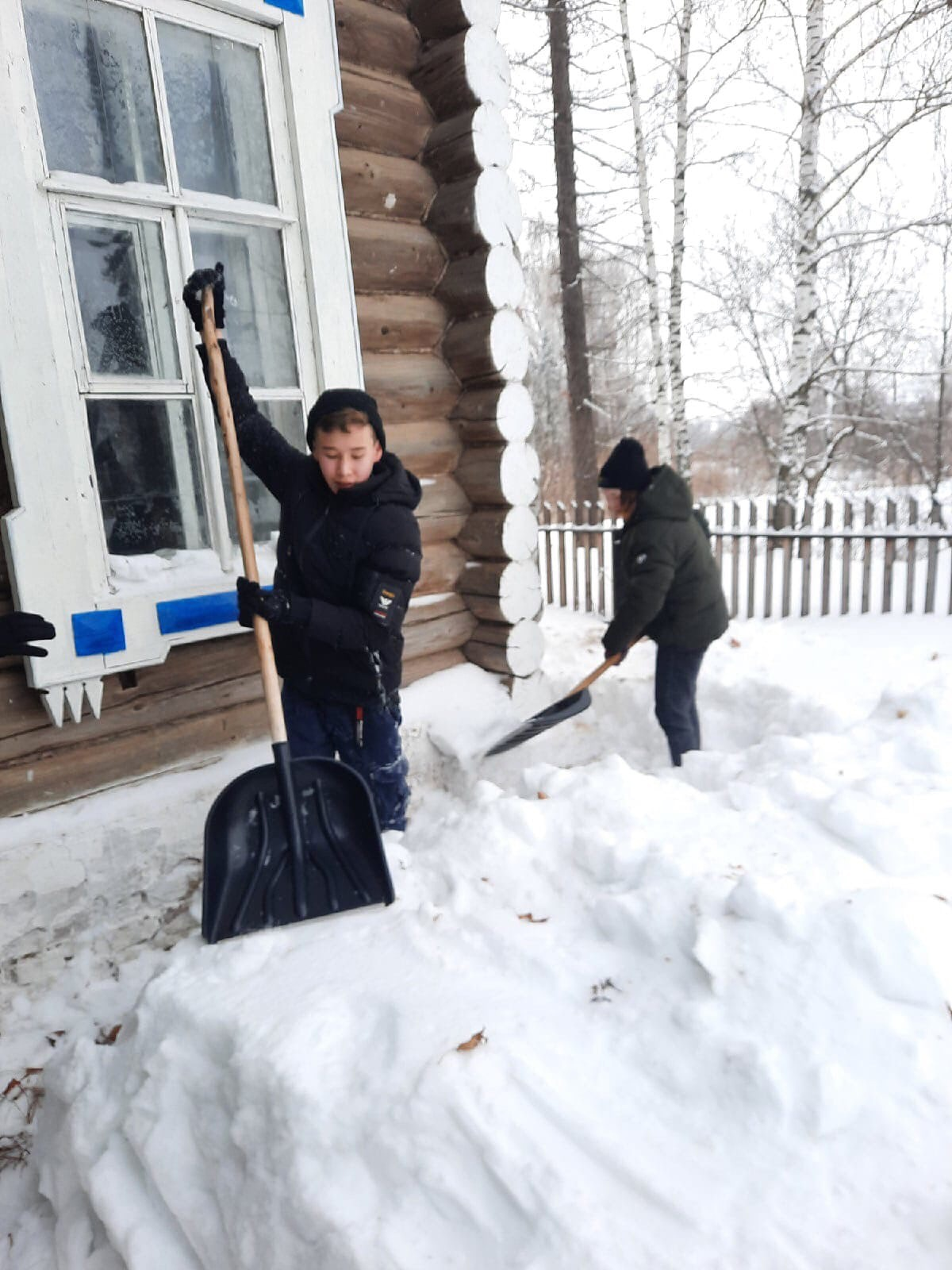 В Можгинском районе живут настоящие