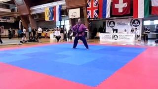 Чемпионат Мира nunchaku freestyle