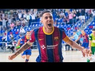 FC Barcelona vs Inter Movistar 5-2 | Full Goals & Highlights