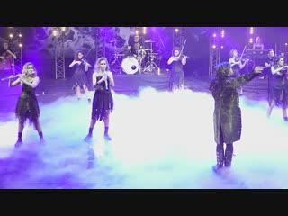 Concord orchestra walking in the air nightwish cover симфонические рок-хиты | крылья грифона