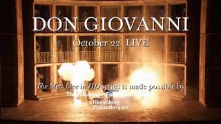 Met Opera: Don Giovanni (2016) Trailer