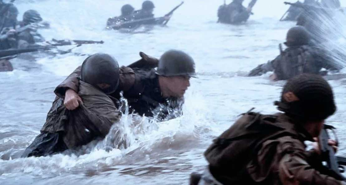Спасение солдат
