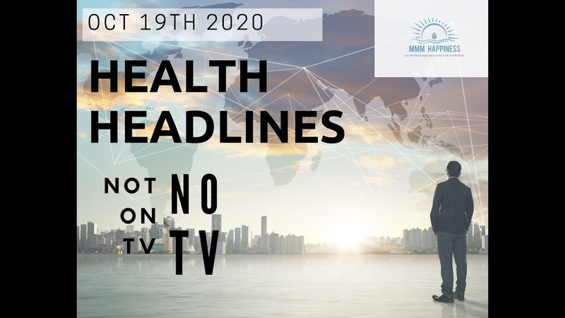 NoTV 18 Oct Health Headlines from around the world. Cracks are forming. Experts are speaking out.