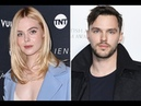 Elle Fanning Nicholas Hoult First Instagram Live Party