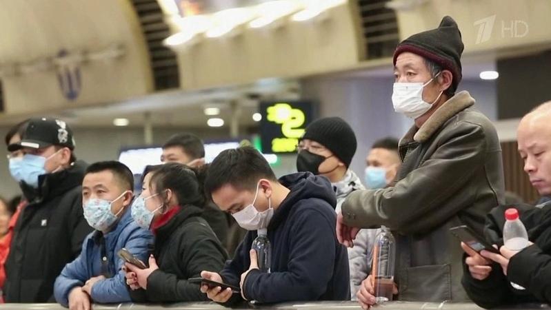 Россия временно вцелях защиты откоронавируса закрывает границу для граждан Китая Новости Первый канал
