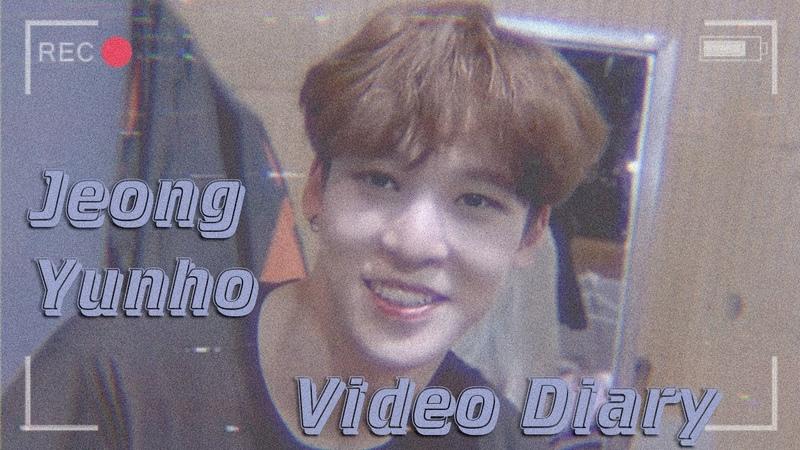 Ateez Yunho - video diary au