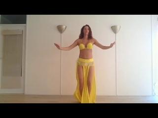 LOCA by Shakira   Sarah Raks   Belly Dance