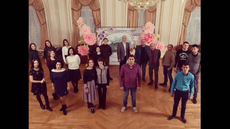 К истокам Оренбургский татарский драм театр им М Файзи 🎭