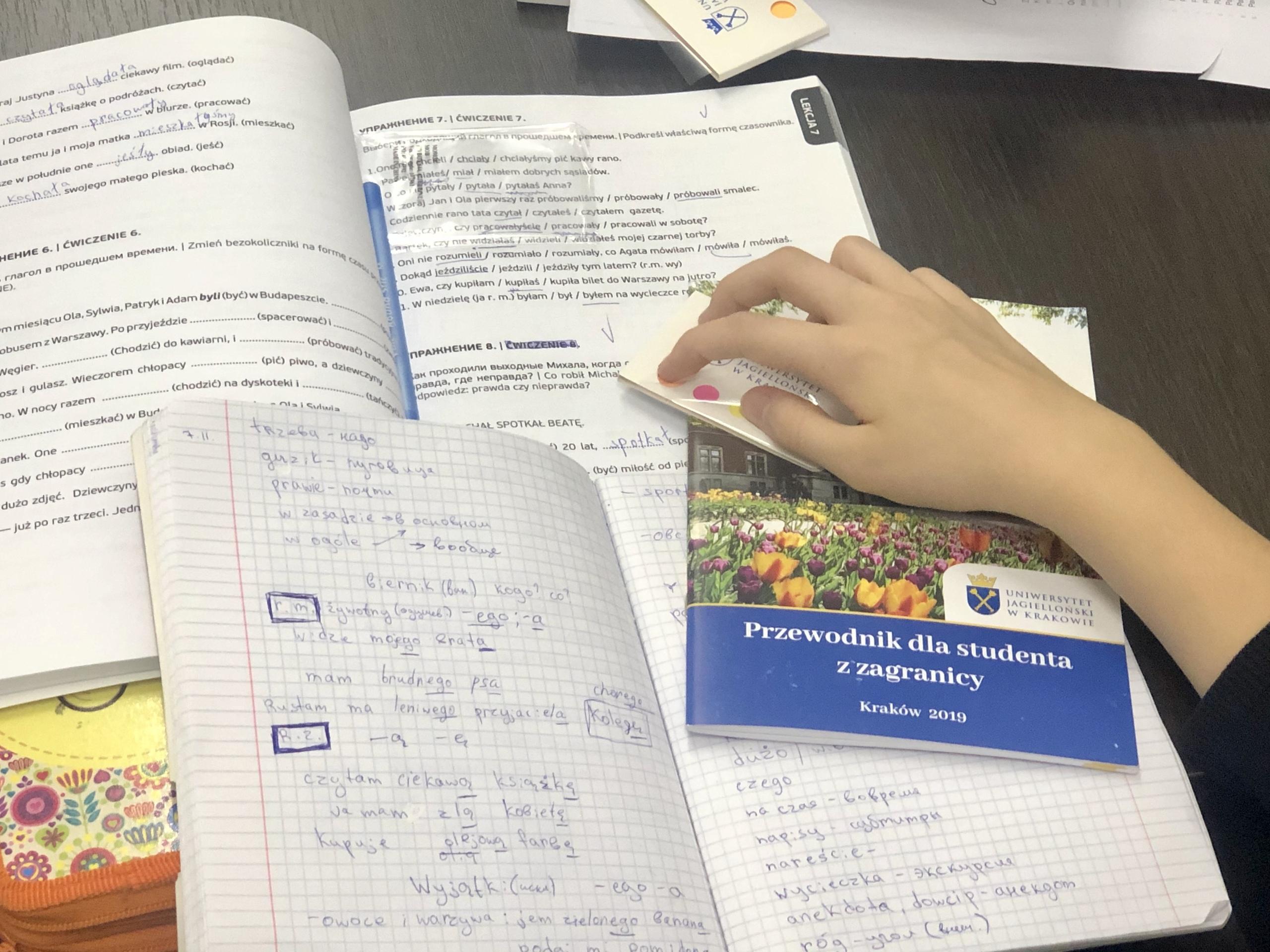 Продолжаем набор на курсы польского языка в Калининграде
