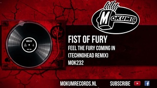 Fist Of Fury - Feel The Fury Coming In (Technohead Remix)