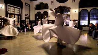 Танец дервишей. Снято на Canon 6D