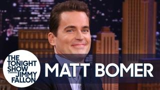 Matt Bomer Addresses Tom Brady Biopic Rumors
