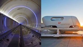 Inside Virgin Hyperloop: Airplane speeds in a levitating pod