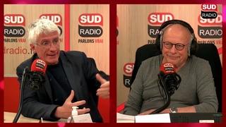 """Vincent Coussedière : """"Je suis favorable à une très grande politique de réduction de l'immigration"""""""