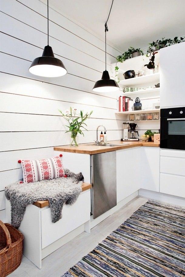 Дизайн маленькой кухни: 8 практичных советов, изображение №9