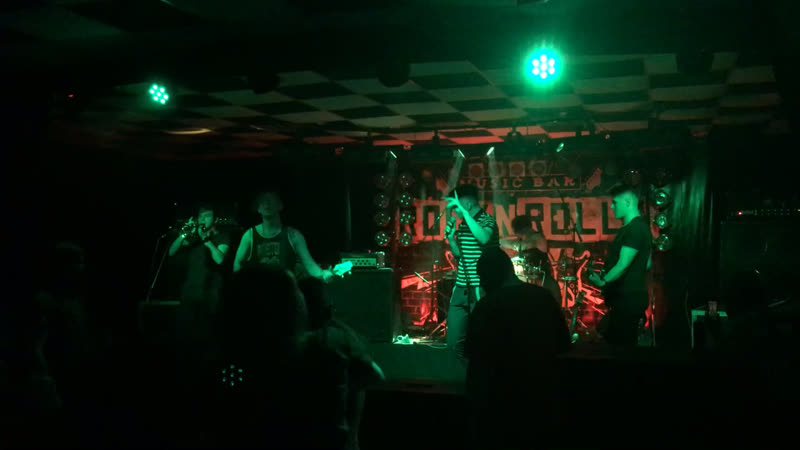 Беz Скобок-Один из миллионов(live in Rock-n-rolla 29.11.19)