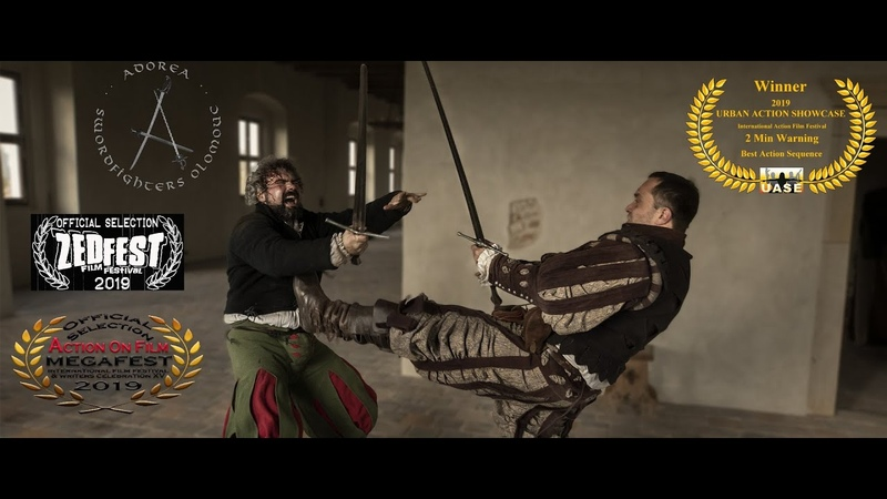 Adorea longsword fight duel