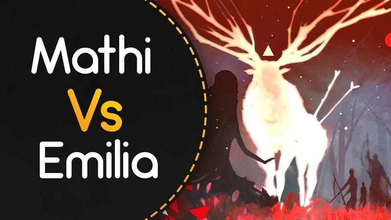 Mathi vs Emilia I SEE MONSTAS Holdin On Skrillex and Nero Remix Sotarks Immortal