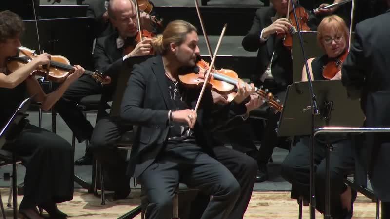 David Garrett al Teatro Carlo Felice parole e musica 1a parte