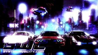 TURBO LIFE - A Synthwave City Mix 4K ║OUTRUN║CYBERPUNK║