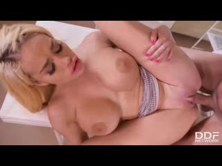 Victoria June - Dirty Doctor Bangs Busty Patient [All Sex, Hardcore, Blowjob, Big Tits, Blonde]