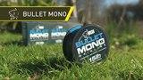 Nash Tackle's Bullet Mono - Mainline For Carp Fishing