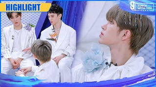 Clip: Liu Jun, Krystian And Jiang Jingzuo Talk About The Dark Past | Youth With You S3 EP11 | 青春有你3