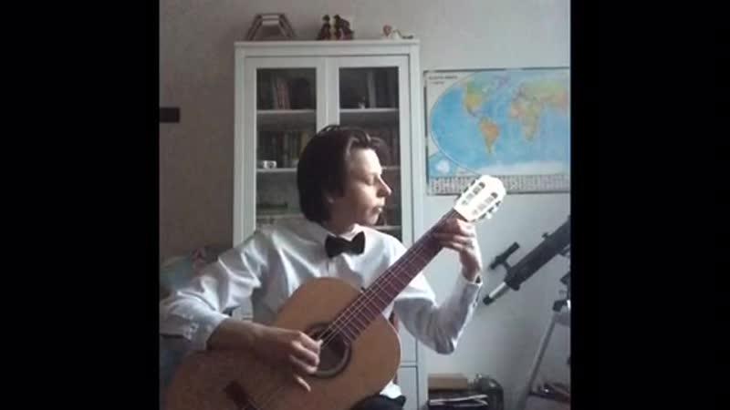 Глен Миллер. Серенада. исп.Алексеев Владислав 19.05.2020