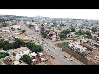 Yaounde, Cameroon.  a.m.