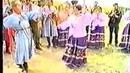 Редкая запись.Казачья лезгинка в станице Червлёной.Чечня, 9 Мая 1995.Червленский хор и бойцы федеральных войск.