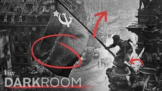 Why the Soviets doctored this iconic photo