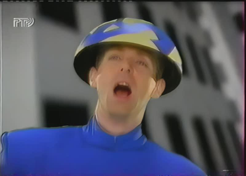 Pet Shop Boys в Пурпуном Легионе Москва (1998)